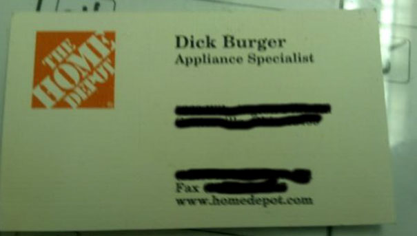 Dick Burger
