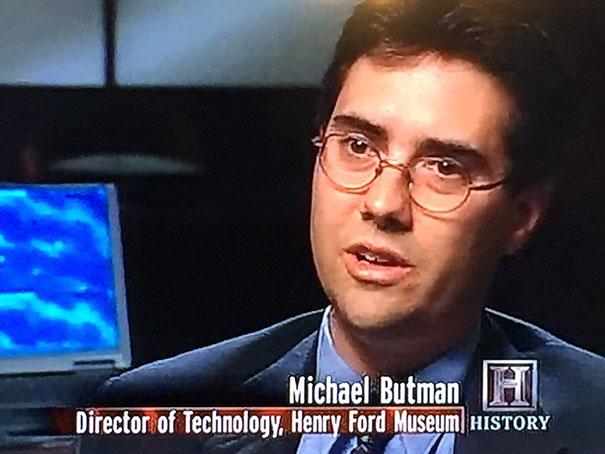 Michael Butman