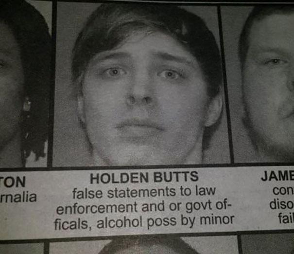 Holden Butts