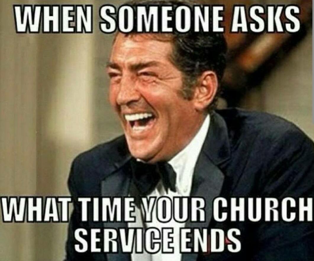 CHURCH MEMES