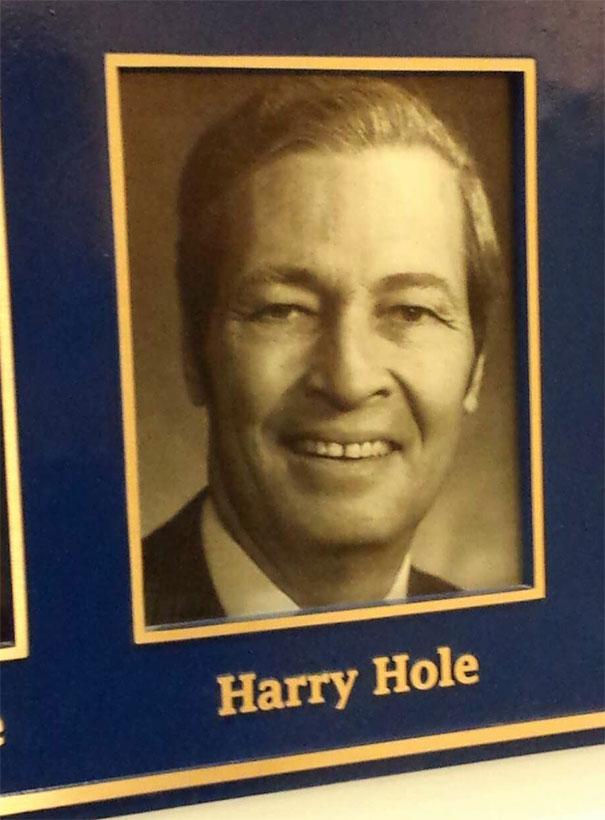 Harry Hole