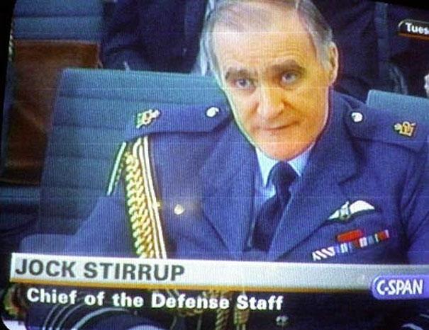 Jock Stirrup