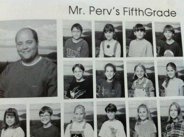 Mr Perv