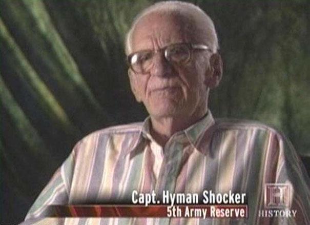 Capt Hyman Shocker