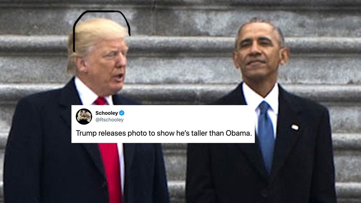 Trumps Funniest Meme