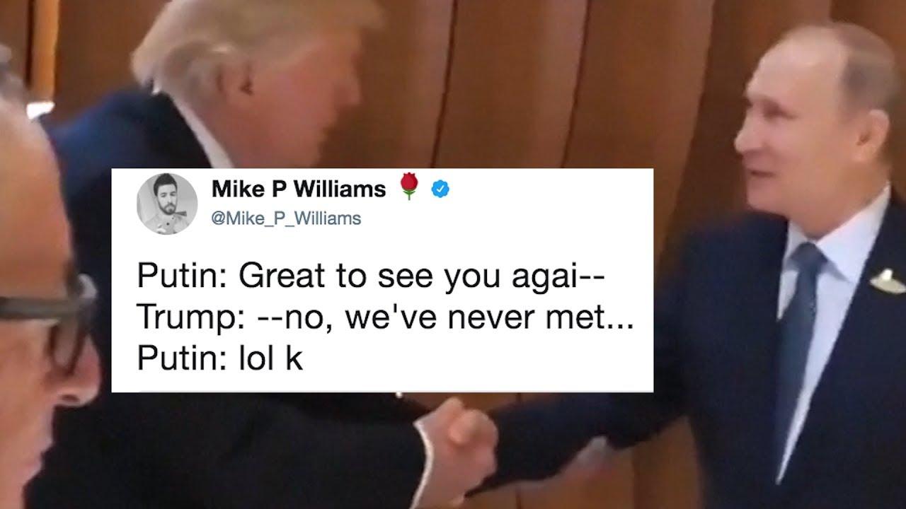 Tiny Trump Memes