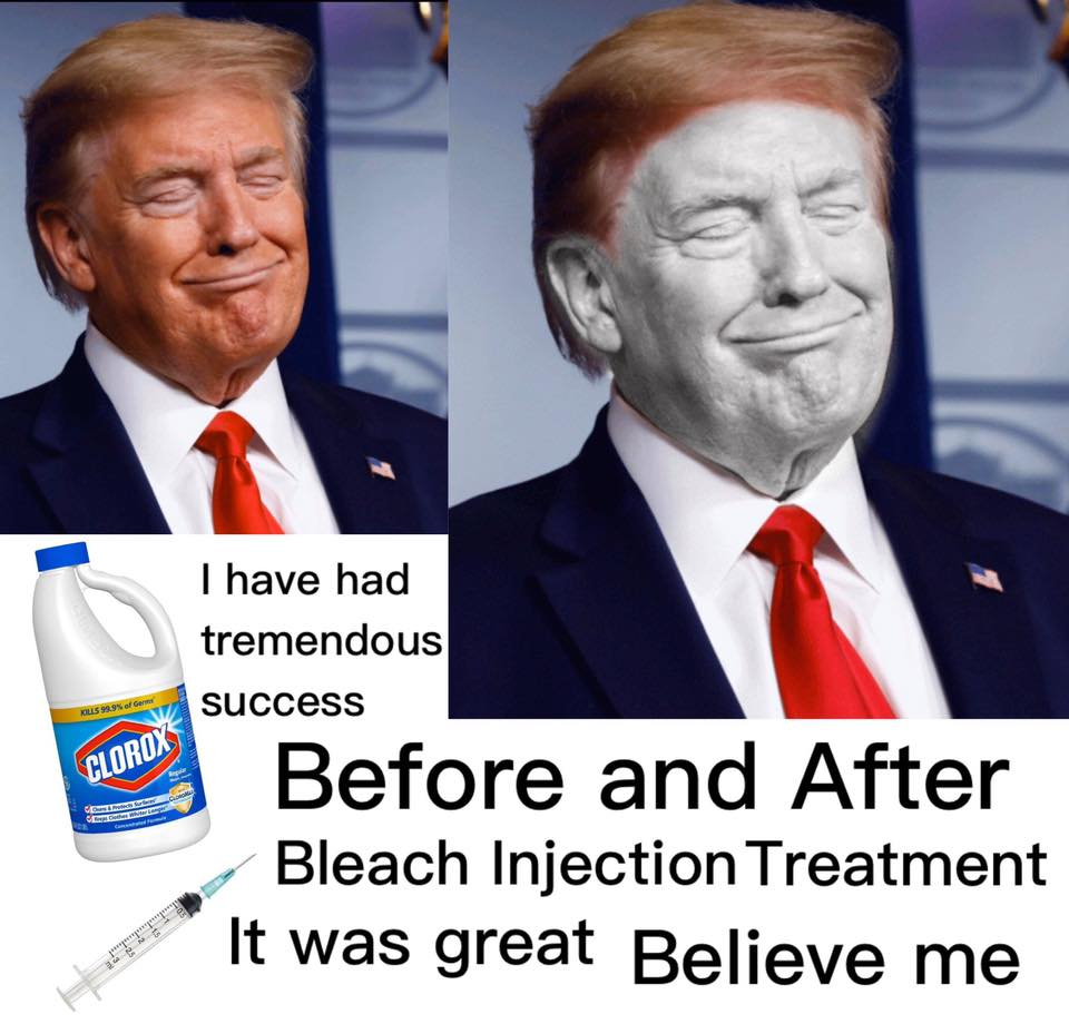 The Funniest Donald Memes