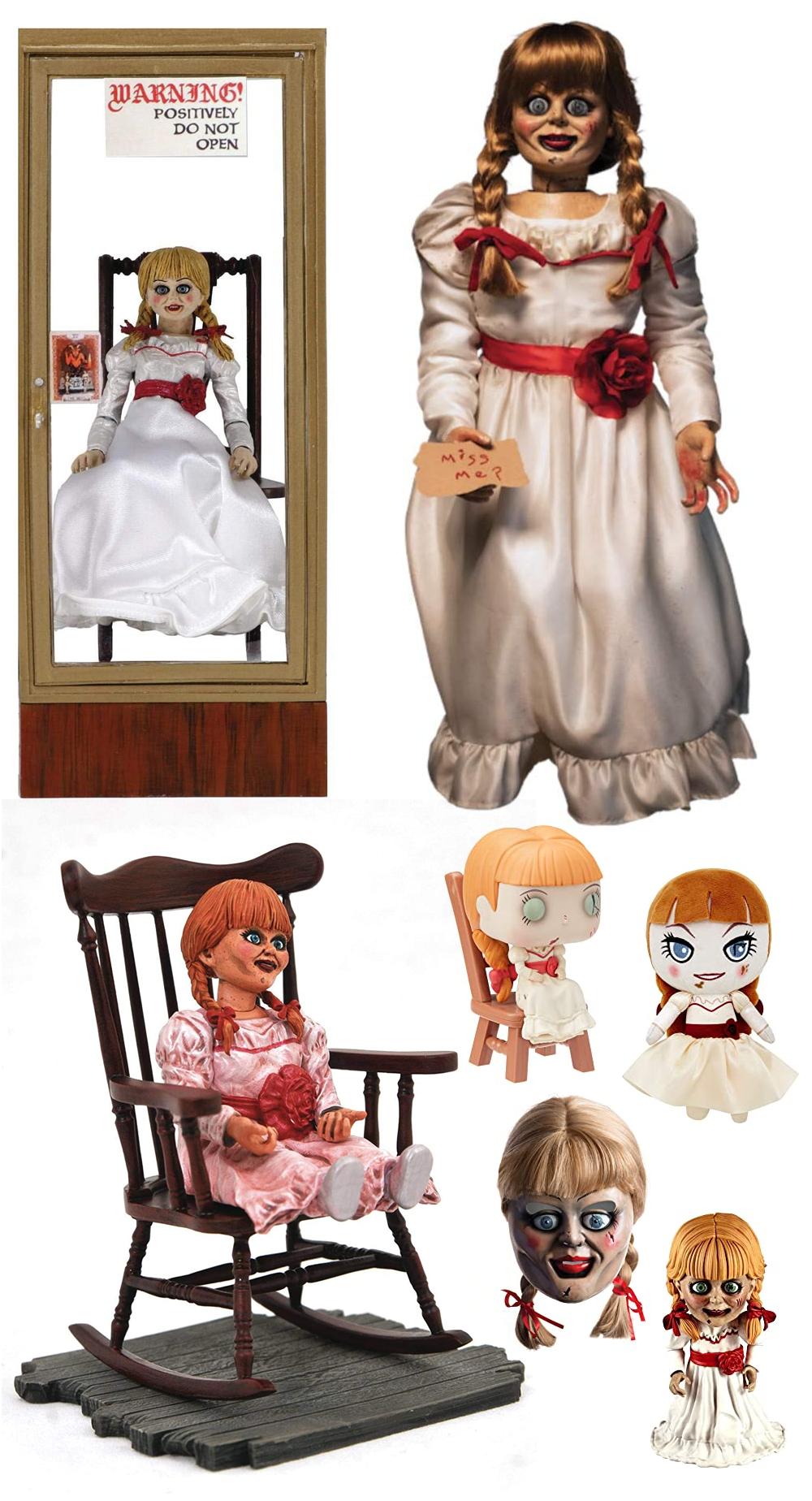 Annabelle-Dolls