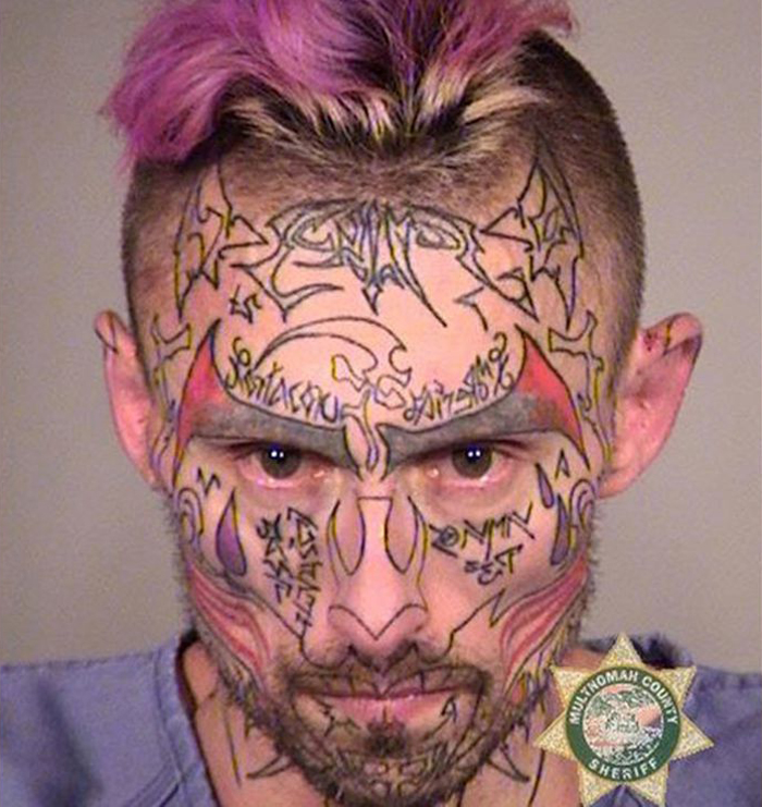 THE FUNNIEST POLICE MUGSHOTS EVER