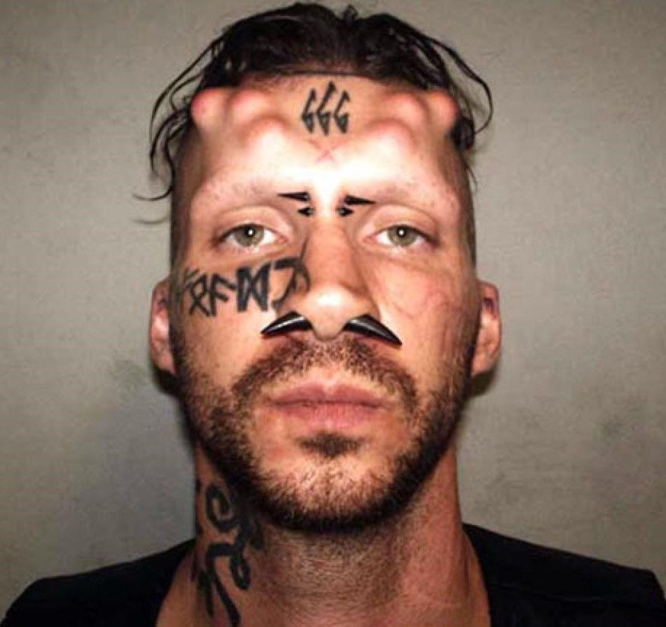 THE FUNNIEST POLICE MUGSHOTS