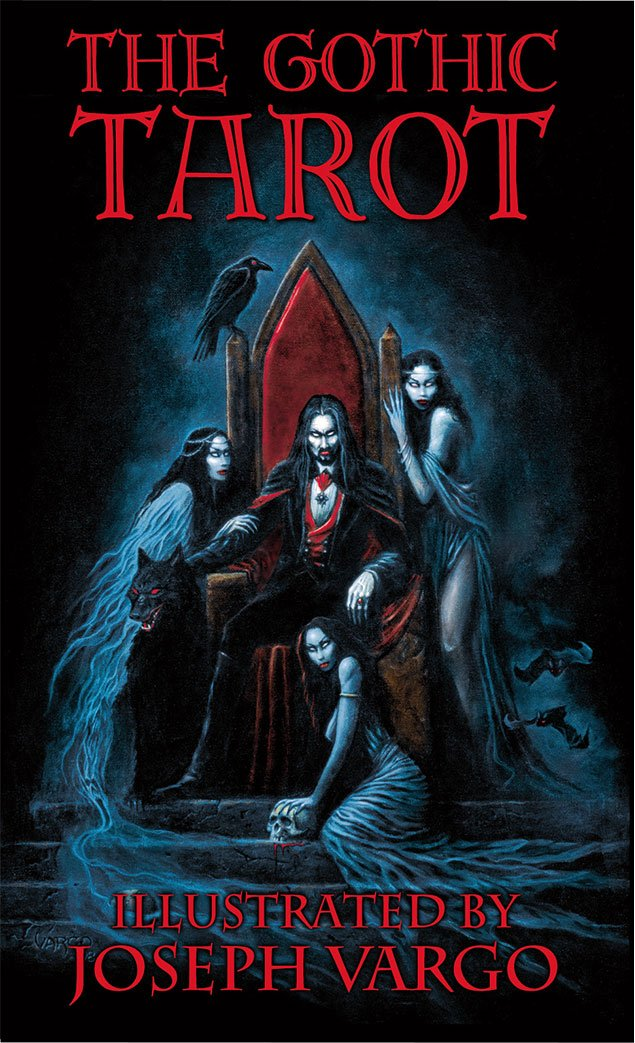 The Gothic Tarot Cards