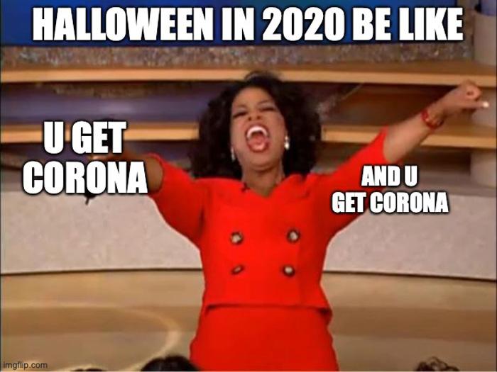 HALLOWEEN MEMES 2020
