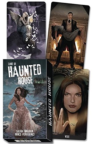 Tarot of the Haunted House Cards
