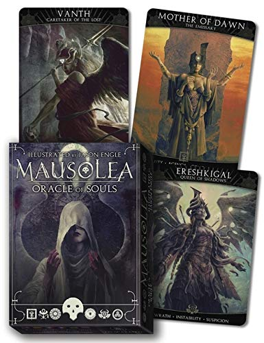 Mausolea Oracle of Souls Cards