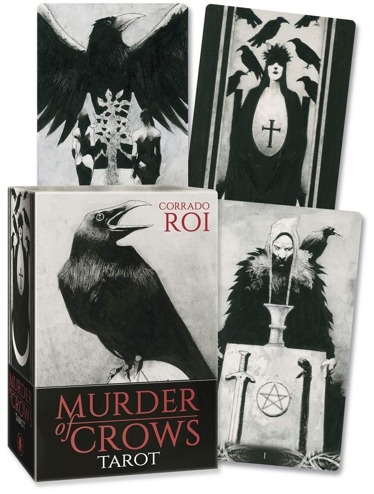 Murder of Crows Tarot Cards