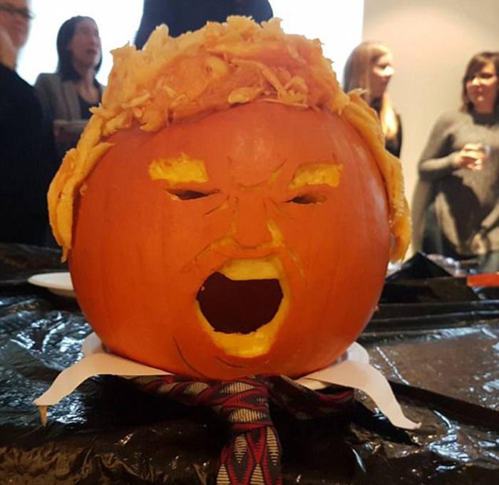 Pumpkin Butts
