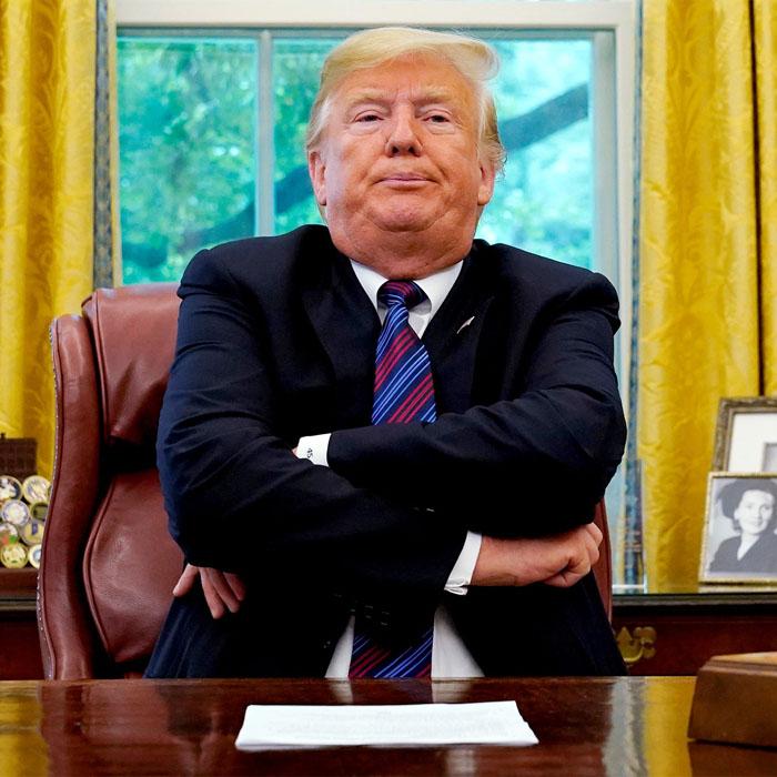 Stubborn-Trump