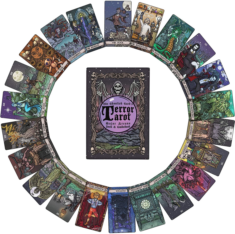 Terror-Tarot-Cards