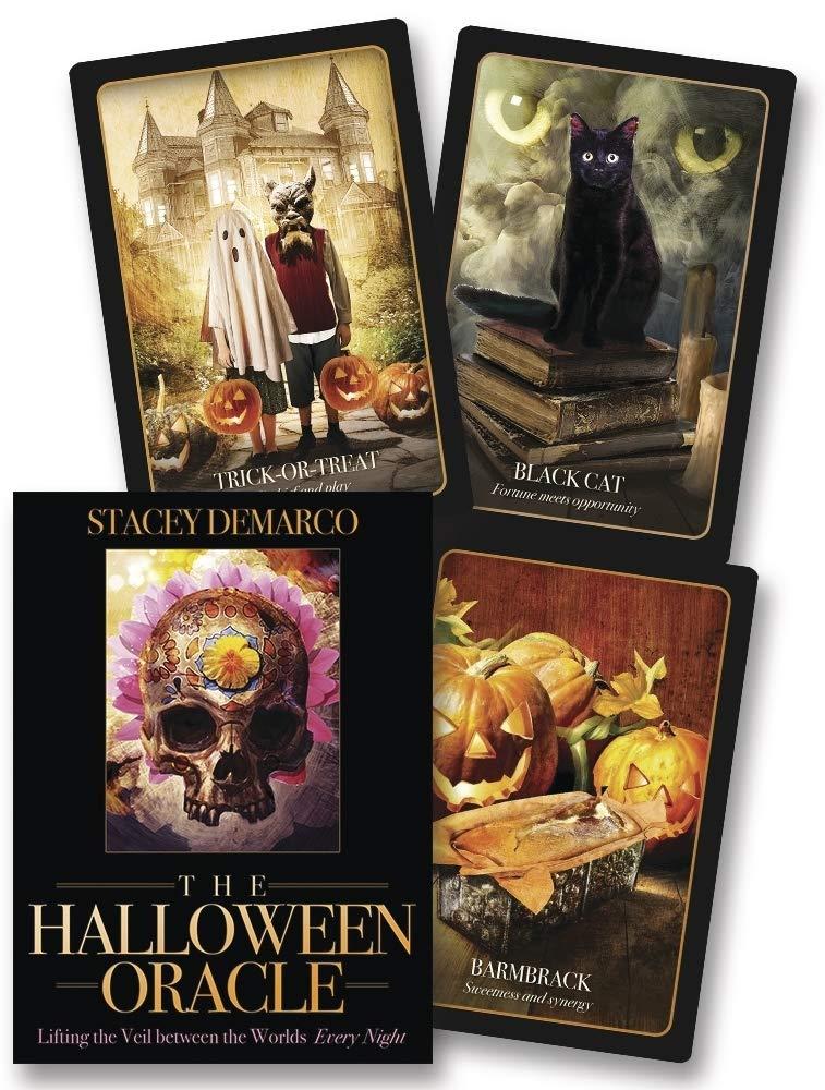 The Halloween Oracle Tarot Card Deck