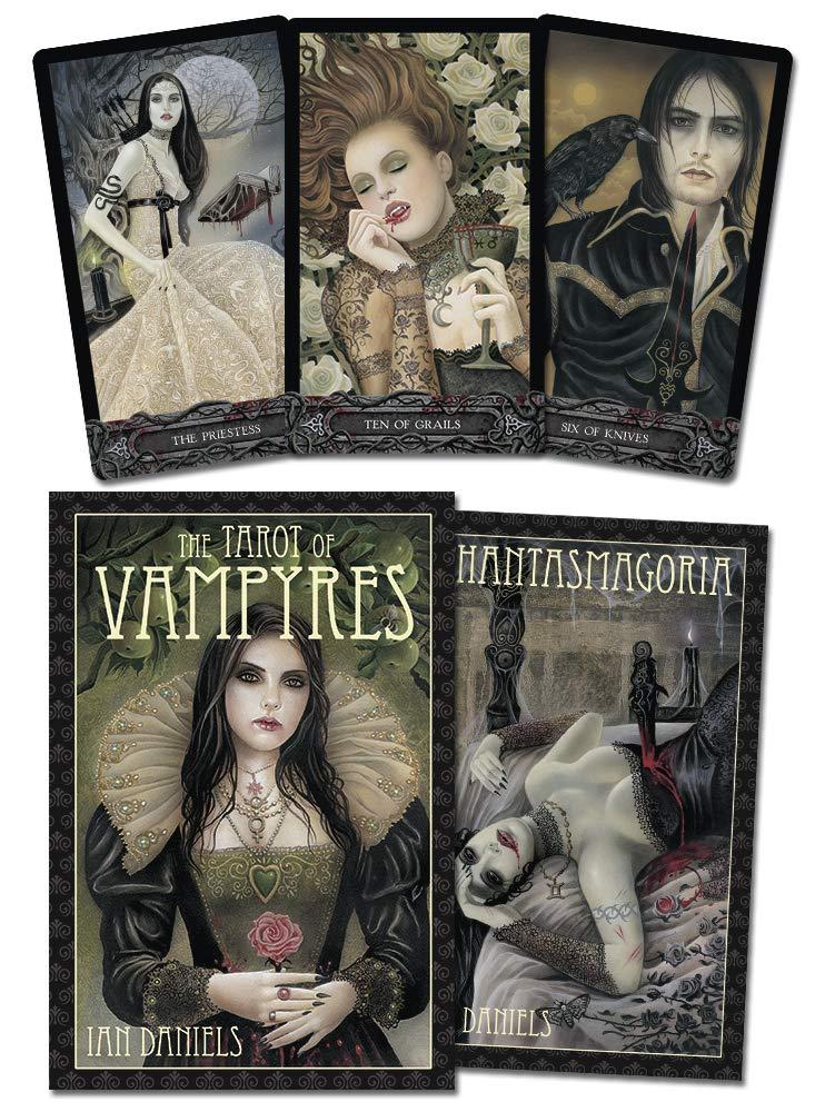 The Tarot of Vampyres Tarot Cards