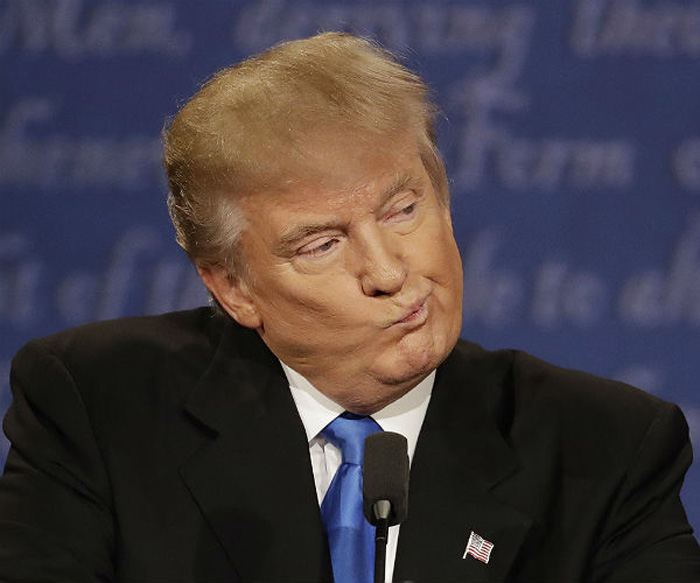 Trump-Confused