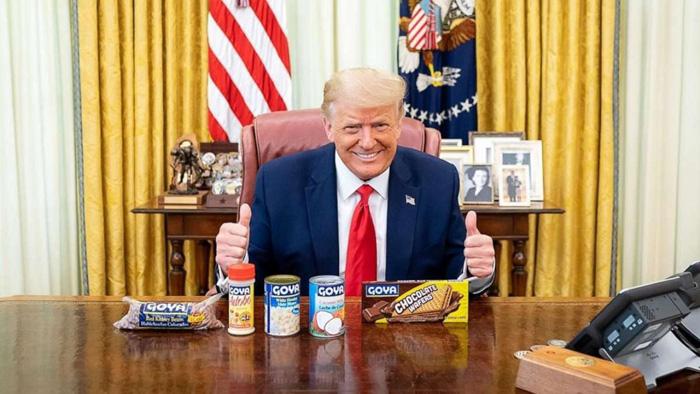 Trump-Goya