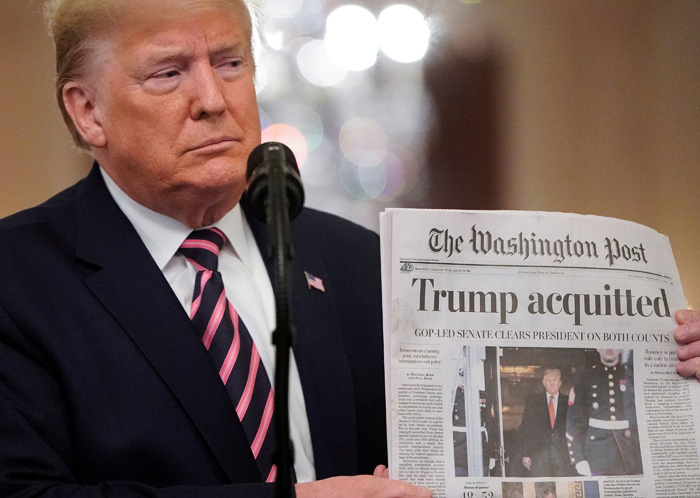 Trump-Newspaper
