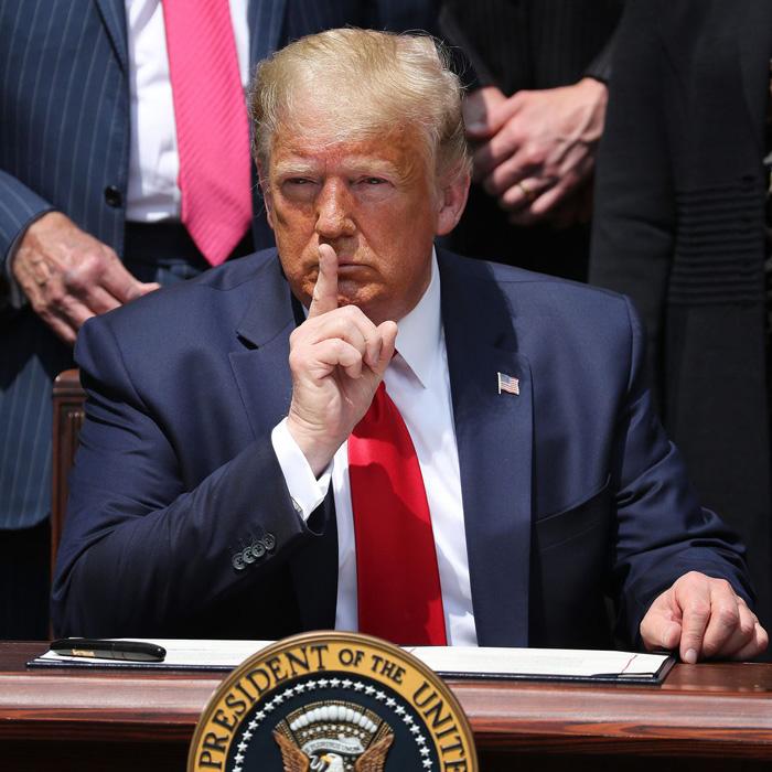 Trump-Secret