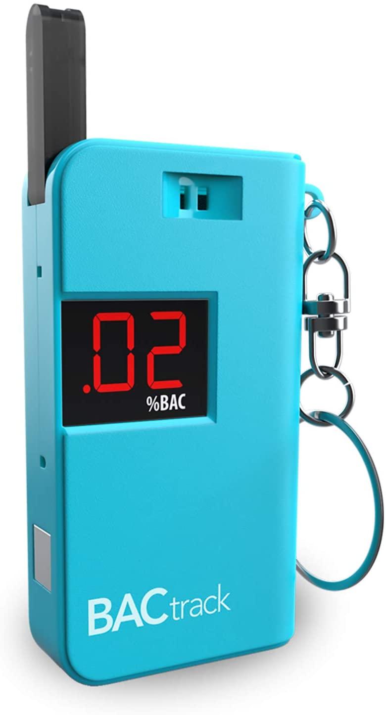 Alcohol Tester Keychain Pocket Breathalyzer
