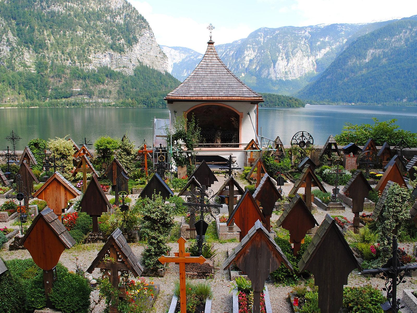 Austria Cemetery