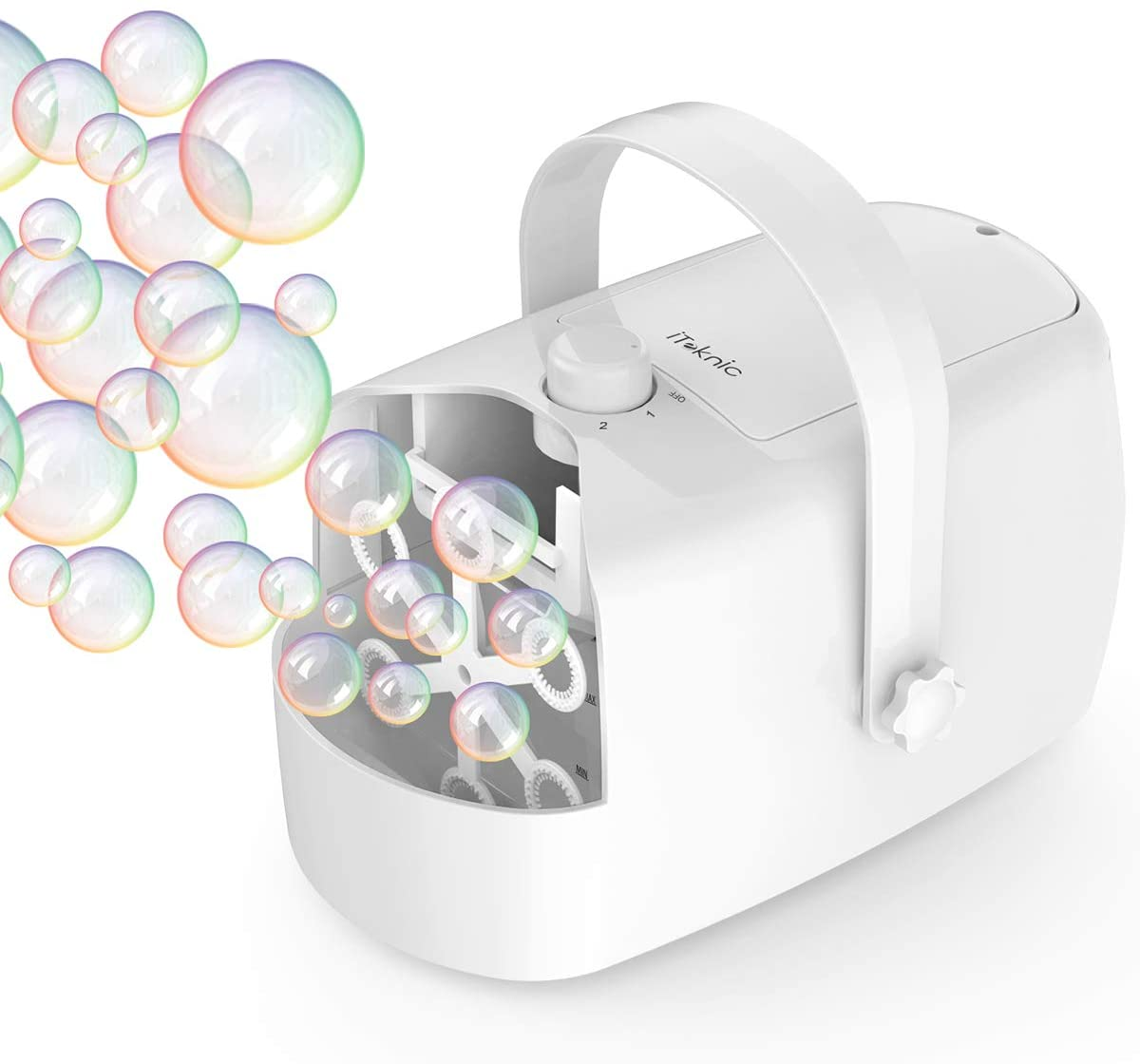 Automatic Bubble Blower