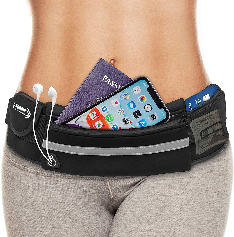 Best Comfortable Unisex Running Waist Belt