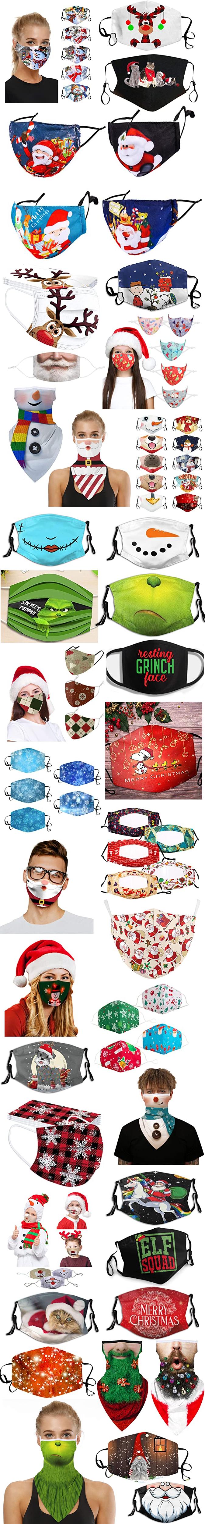 Funny-Christmas-Holiday-Face-Masks