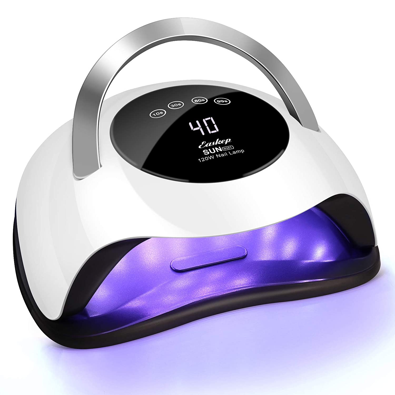 LED Nail Lamp for Faster Nail Polish Drying