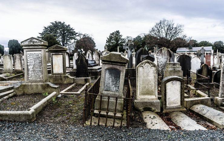 Mount Jerome Cemetery Ireland