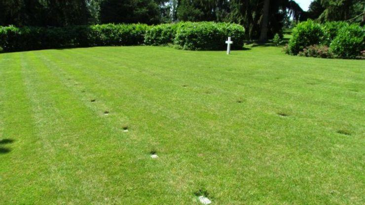 Plot E Oise Aisne American Cemetery