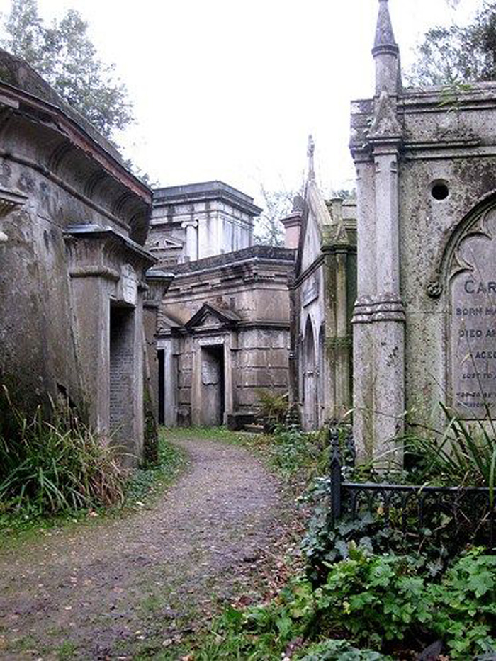The Victorians Of Highgate Cemetery