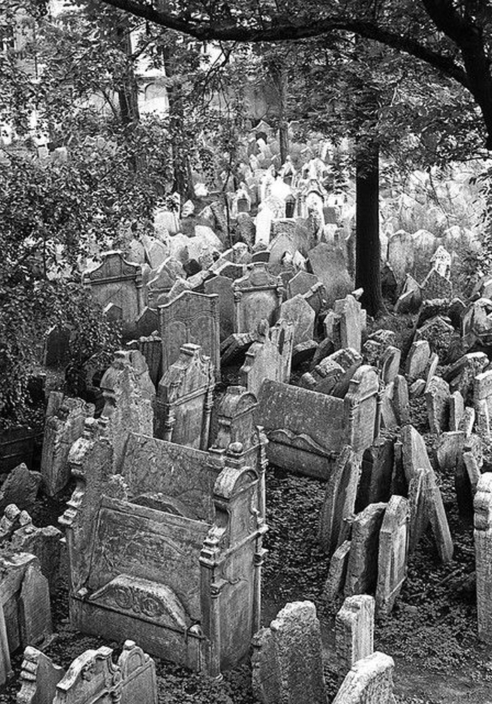 The Oldest Cemetery in Europe