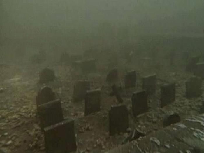 Underwater Cemetery