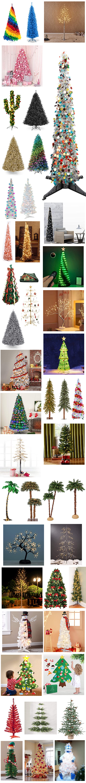 UNIQUE CHRISTMAS TREES 2020