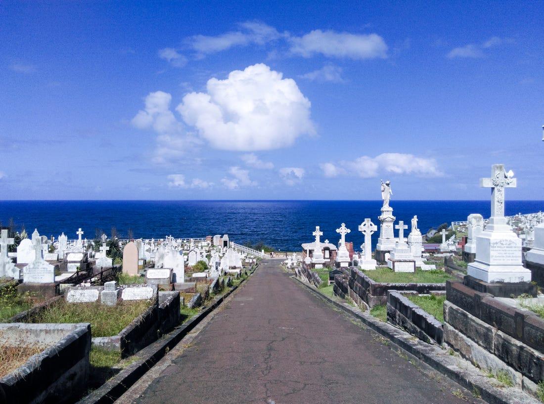 Waverley Cemetery Sydney