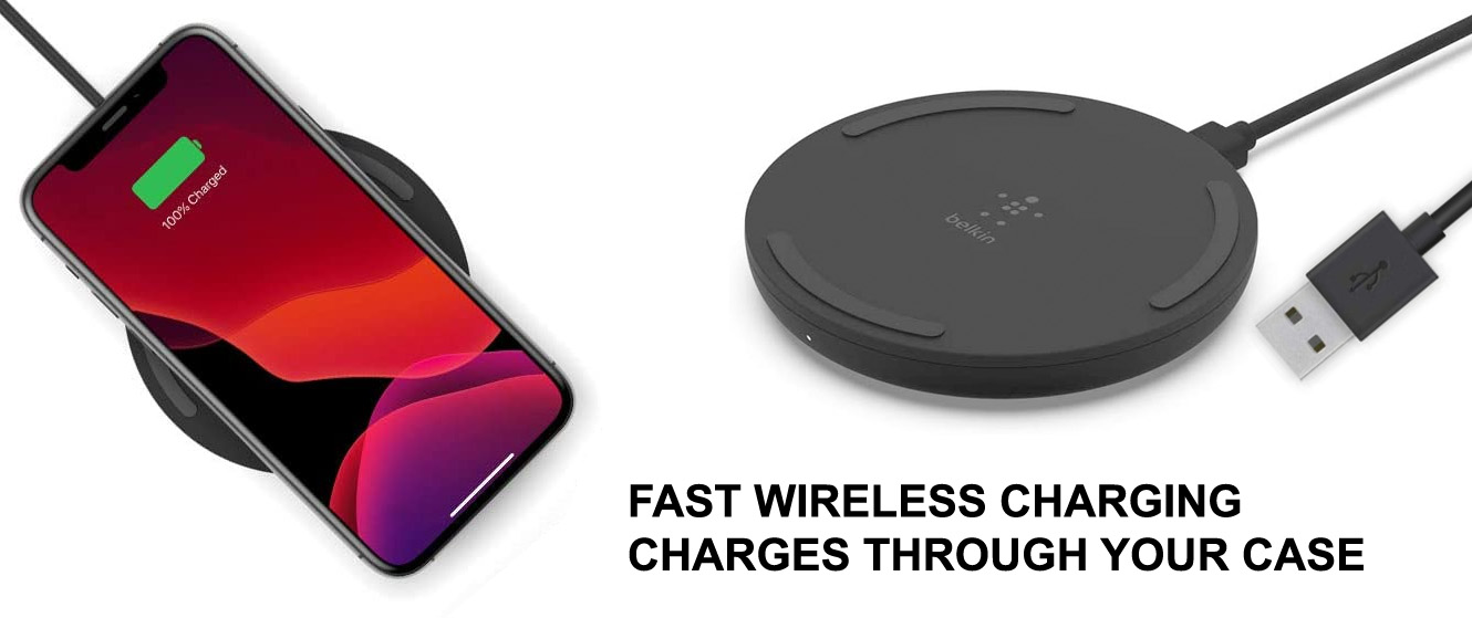 Fast Wireless Smartphone Charger