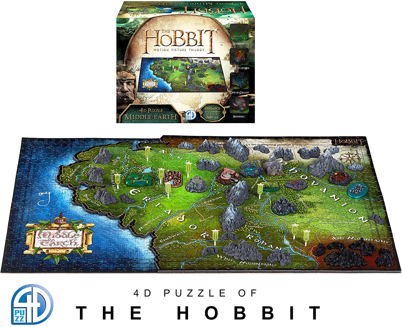 4D Hobbit Puzzle
