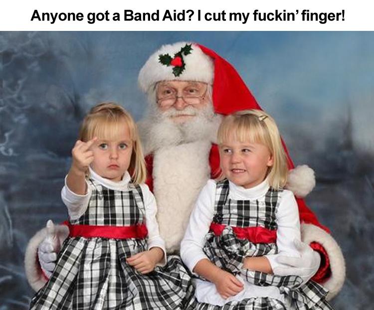 The Best Santa Memes
