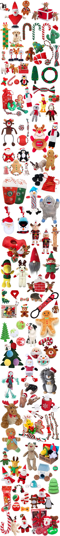 Christmas-Themed-Dog-Toys