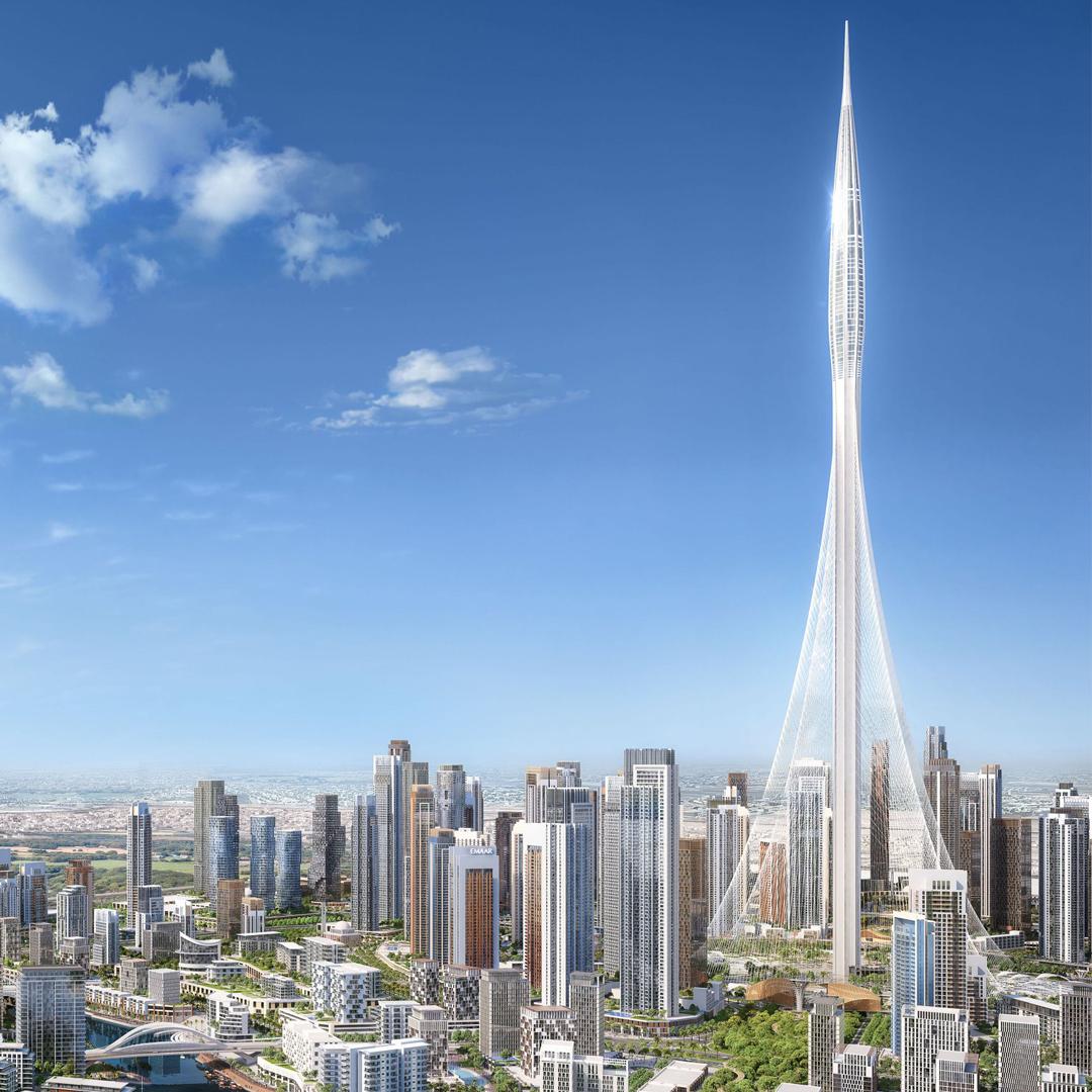 Dubai-Creek-Harbour-Tower