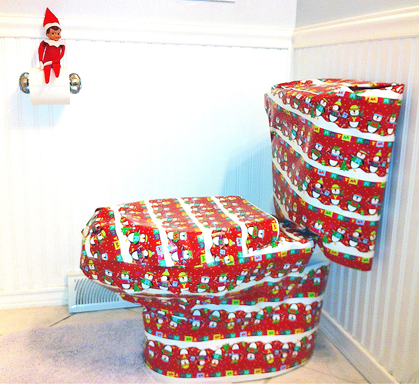 The Best Funniest Greatest Elf On The Shelf Ideas