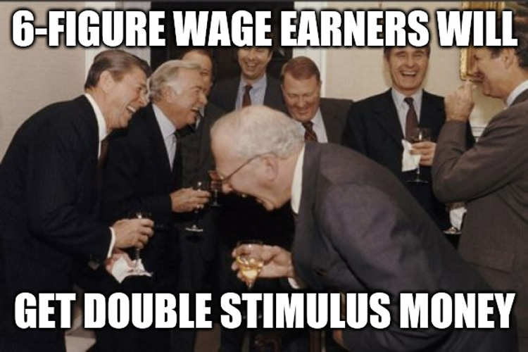The Best Funniest Stimulus Check Memes Ever