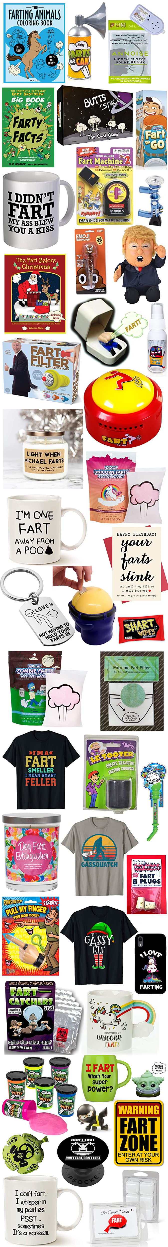 THE BEST FUNNY FART FARTING GIFTS EVER