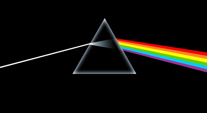 Triangular-Color-Prism